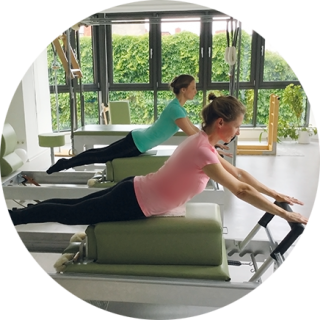 Pilatesbodyline - Duo Training