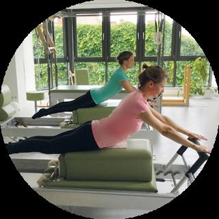 Pilatesbodyline - Duo Training