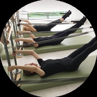 Pilatesbodyline - Gruppentraining